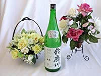6本セット 清水清三郎商店 鈴鹿川 純米酒 1800ml×6本(三重県)