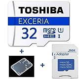 microSDHC 32GB Toshiba 東芝 UHS-I 超高速EXCERIA microSDHCカード エコパッケージ [並行輸入品]