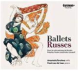 BALLETS RUSSES - MUSIC..