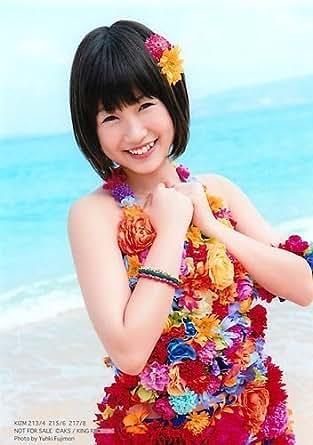 AKB48 公式生写真 さよならクロール 通常盤 封入特典 【朝長美桜】 水着
