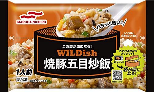 [冷凍]マルハニチロ 焼豚五目炒飯 270g×16袋