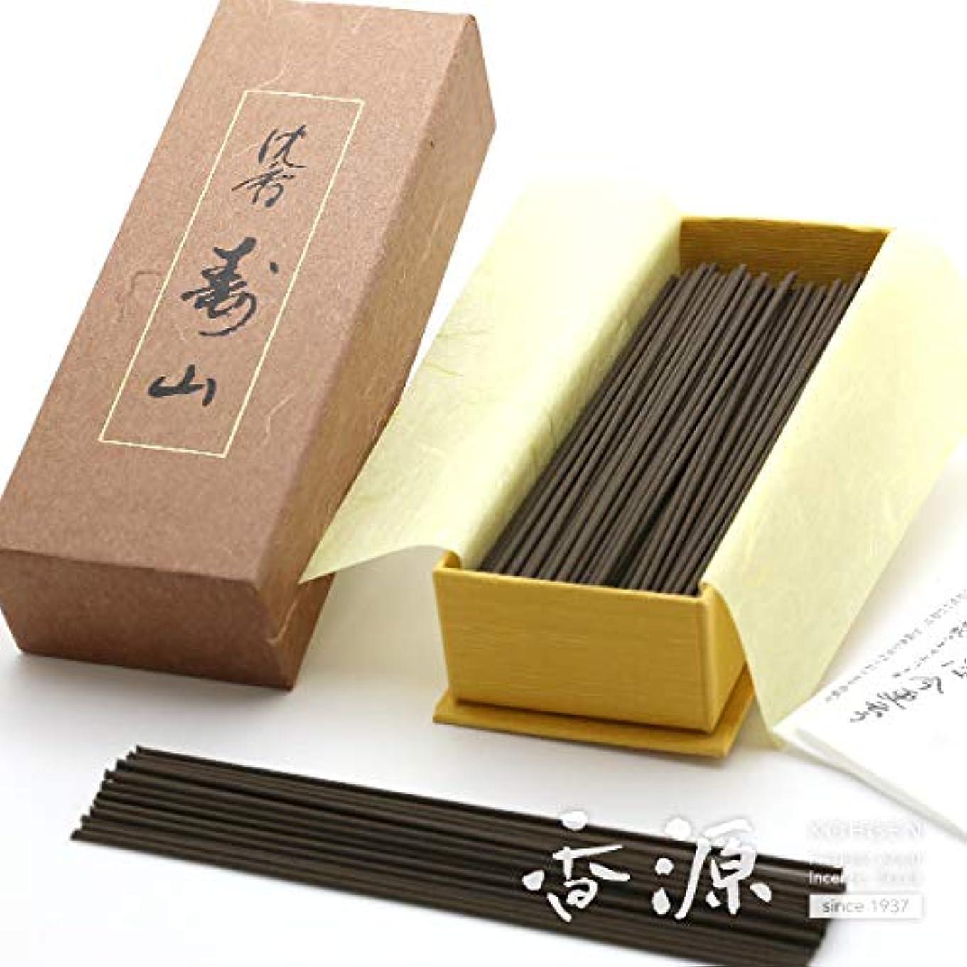 分布錆び移動する日本香堂のお線香 沈香寿山 お徳用サイズ
