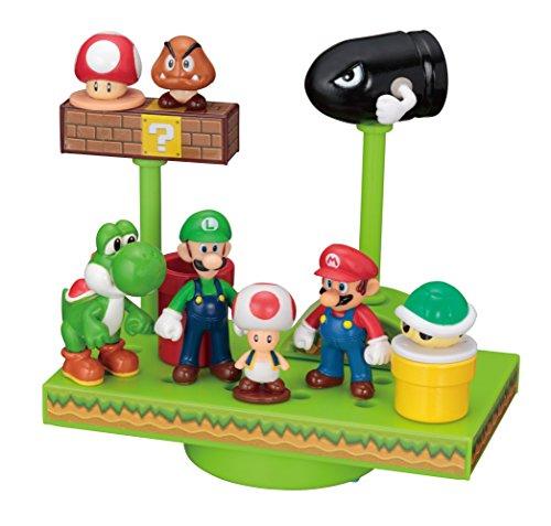 [해외]슈퍼 마리오 균형 월드 게임 슈퍼 마리오 세트/Super Mario Balance World Game Super Mario Set