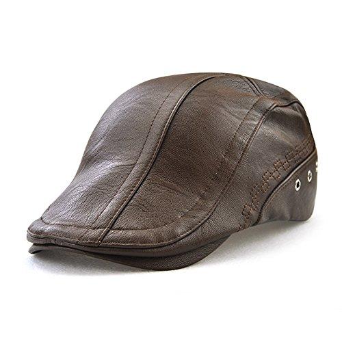 LOLONG ハンチング帽子 メンズ 大きいサイズ 秋 冬 【全3色】
