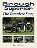 バイク洋書「Brough Superior - The Complete Story」