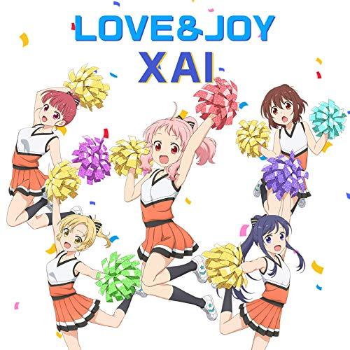 XAI – LOVE&JOY [FLAC / 24bit Lossless / WEB] [2018.10.08]
