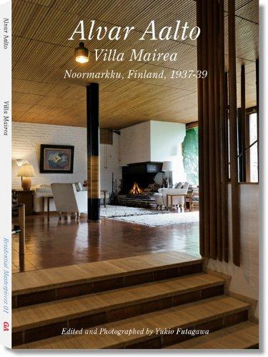 ヴィラ・マイレア Alvar Aalto Villa Mairea1937-39―世界現代住宅全集01(Residential Masterpieces)の詳細を見る