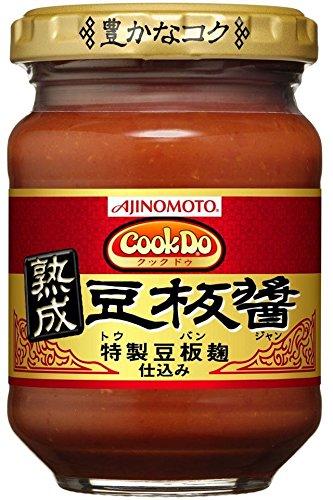 味の素 COOKDO 熟成 豆板醤 100g