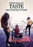 ホワッツ・ゴーイング・オン-テイスト ワイト島ライヴ 1970【初回生産限定盤Blu-ray+CD/日本語字幕付】 画像