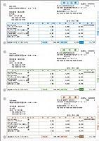 S334601売上伝票弥生販売単票用紙【少量100枚】