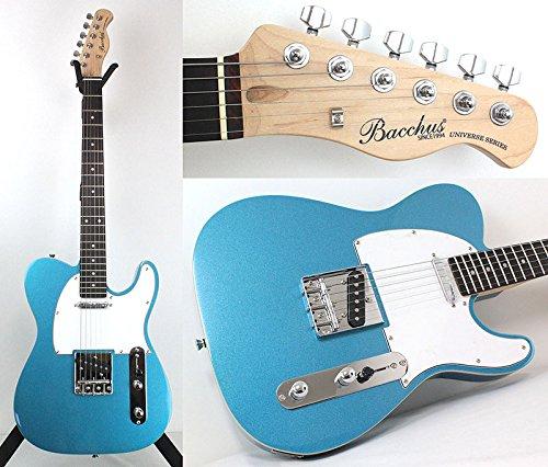 Bacchus バッカス エレキギター BTC-1R LPB