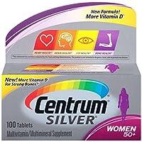 Centrum シルバー女性S 10サイズ100CTシルバー女性の100CT