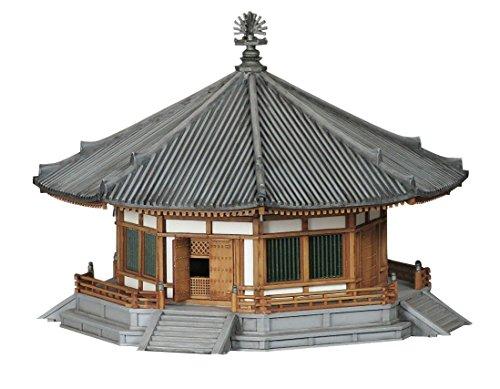 フジミ模型 1/150 法隆寺 夢殿
