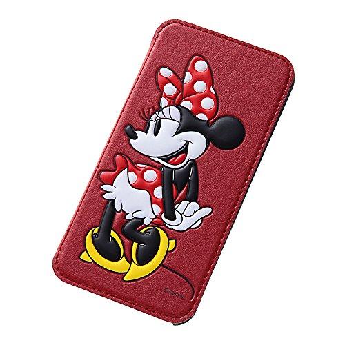 レイ アウト iPod touch 2012/14/15 ディズニーポップアップレザーケース ミニーマウス  RT-DT7J/MN