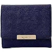 [名入れ可] (アニエスベー ボヤージュ) agnes b. VOYAGE レザー ウォレット 本革 二つ折り 財布 ミニウォレット LW02-02 ショップバッグ付