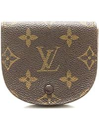 3ee2ec8d58b8 [ルイ ヴィトン] LOUIS VUITTON モノグラム ポルトモネ グゼ コインケース コインパース 小銭入れ