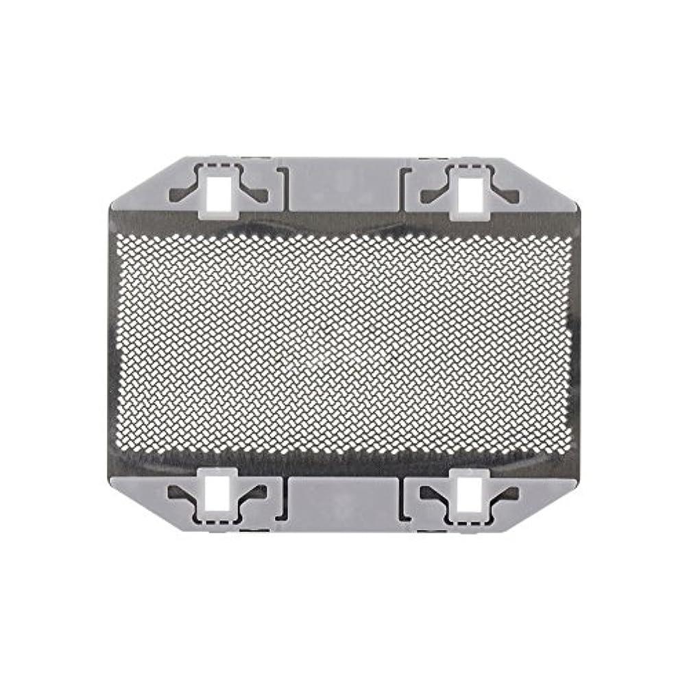 悪性のタイヤ感嘆符Juleyaing シェーバー用品 回転式シェーバー 部品 外刃 替刃 交代品 for Panasonic ES9943 ES3042 ES3801 ES3750 ES365 ES366