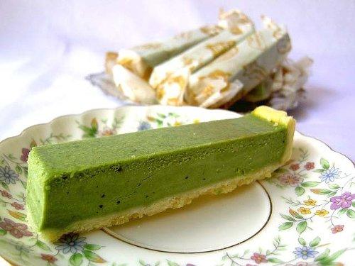 【ギフト】 抹茶チーズケーキ 16本入り Operetta 抹茶をたっぷり練り込んだ濃厚和風チーズケーキ