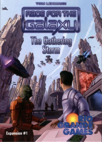 Race For The Galaxy: The Gathering Storm [並行輸入品]