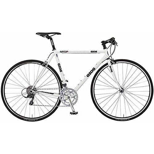 GIOS(ジオス) クロスバイク AMPIO WHITE 540mm