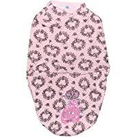 Vitamins Girls 0-6 Months Ballet Swaddle Blanket by Vitamins Baby