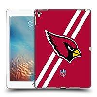 オフィシャル NFL ストライプ アリゾナ・カーディナルズ ロゴ iPad Pro 9.7 (2016) 専用ハードバックケース