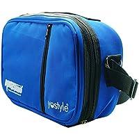 Liebeye ヨーヨーバッグ ポータブル ヨーヨー 収納袋 安全 保護 コレクターバッグ ヨーヨーバッグ アクセサリー 6個装バッグ  ヨーヨー専用 ブルー