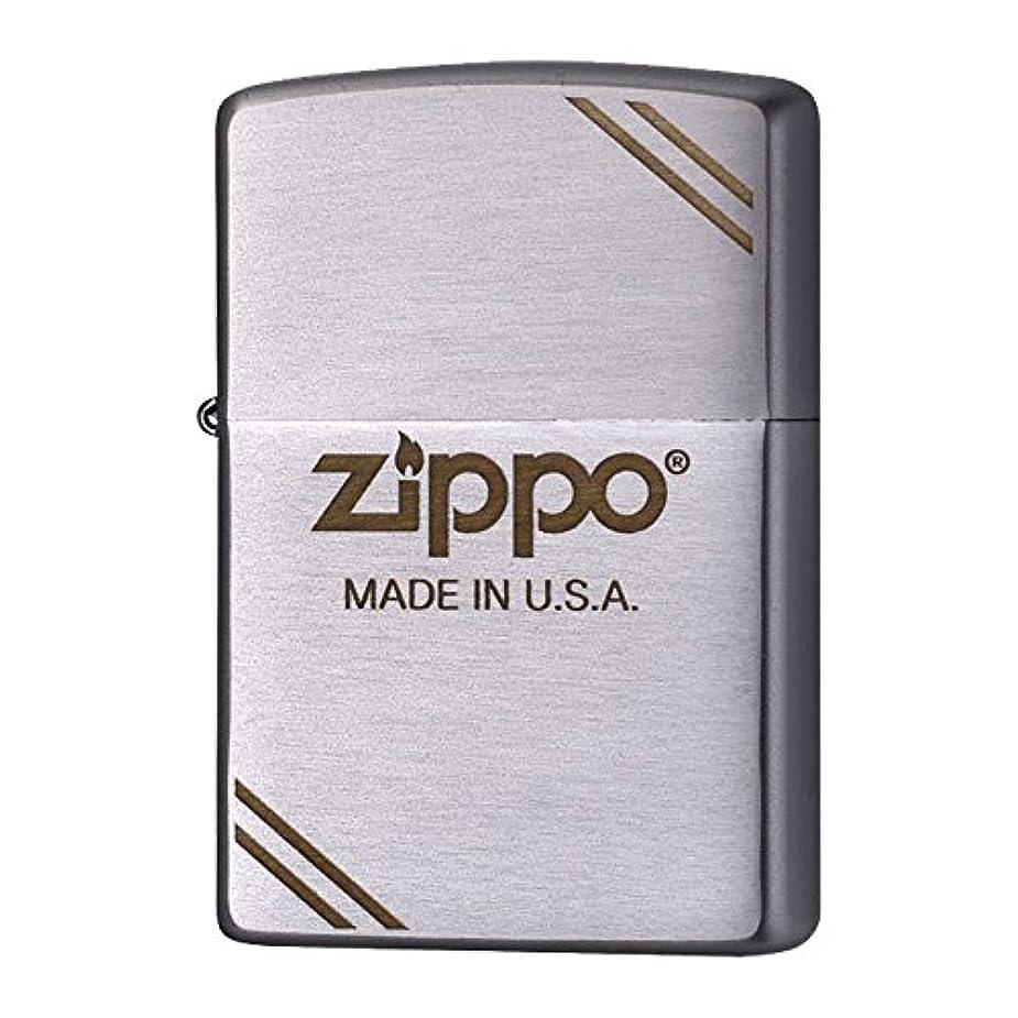 ニンニク衝動驚いたZippo ジッポー 名入れ 彫刻 Zippoライター ジッポライター オイルライター 200 スタンダードロゴ 20F-CT
