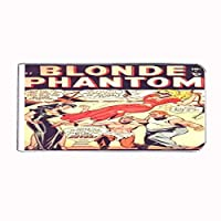ブロンドPhantom 1940s Comic pin-upお金クリップ長方形d-382