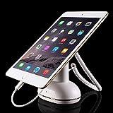 ECVISION 売場で展示スタンド盗難防止装置 離れるとアラーム防犯器 防犯対策 iPad・タブレット用