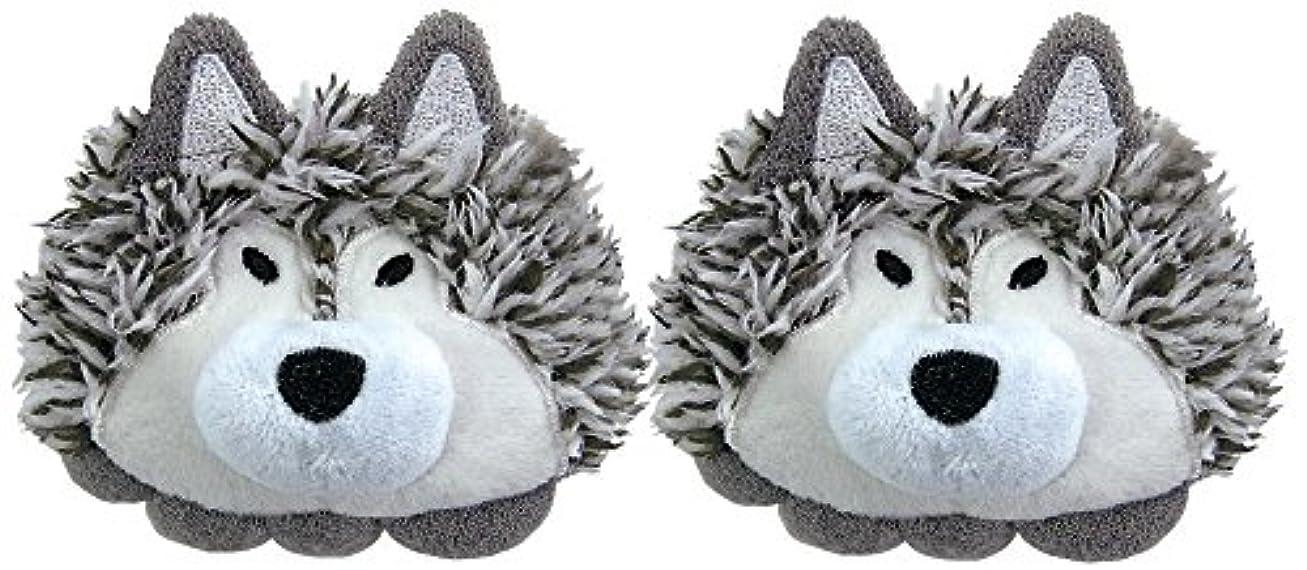 オープニングブラストスイホルティ 足指セパレーター (両足用2個セット) オオカミ