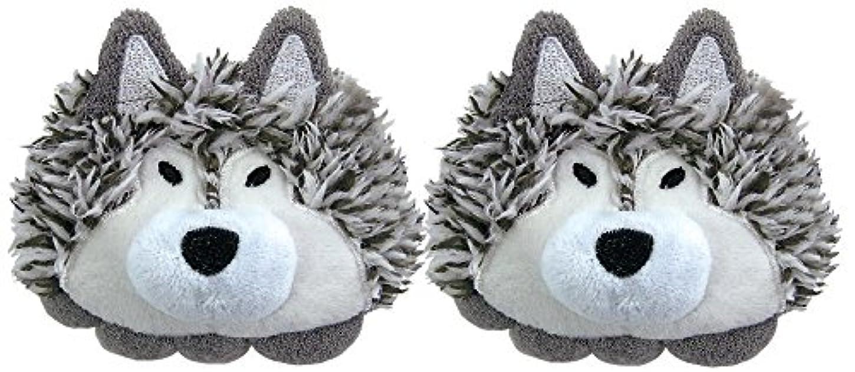 選挙あいまいなベールホルティ 足指セパレーター (両足用2個セット) オオカミ