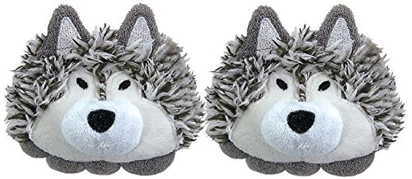 ホルティ 足指セパレーター (両足用2個セット) オオカミ