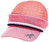 (マリークレール)marie claire ゴルフ 中綿キャップ 736947 [レディース] PK ピンク フリーサイズ