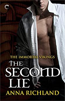 The Second Lie (Immortal Vikings Book 2) by [Richland, Anna]