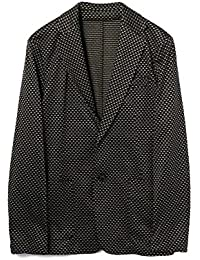 [トゥモローランド]TOMORROWLAND 18S/S スファインマーセライズ 2Bジャケット BLACK