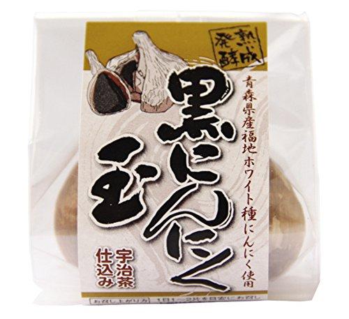 創健社 熟成発酵黒にんにく玉 1玉