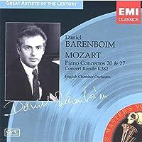 Mozart: Piano Concertos 20/27