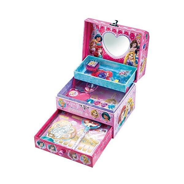 ひみつのラブリーボックス DC ディズニープリンセスの商品画像