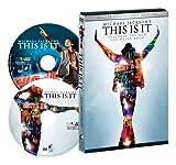 マイケル・ジャクソン THIS IS IT デラックス・コレクターズ・エディション(2枚組) [DVD] 画像