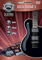 Alfred's Play Series Rock Guitar: Volume 3 [DVD] [Import]
