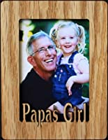 Papa 's Girl ~ Portrait 2x 3財布フォト冷蔵庫マグネットをギフトfor Papa