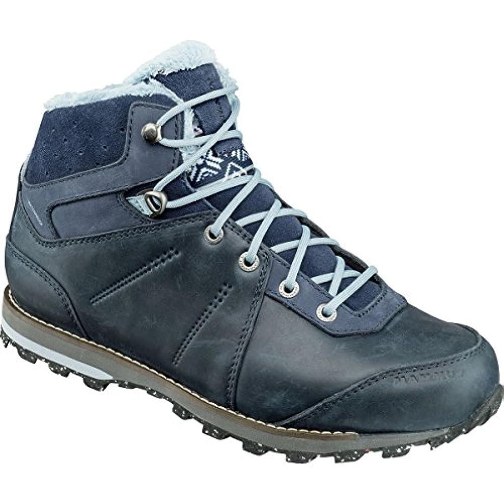 水星家族人柄(マムート) Mammut Chamuera Mid WP Hiking Boot レディース ハイキングシューズ [並行輸入品]