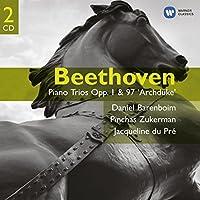 Piano Trios Opp 1 & 97 / 14 Variations