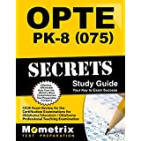 OPTE: PK-8 (075) Secrets Study Guide: CEOE Exam Review for the Certification Examinations for Oklahoma Educators / Oklahoma Professional Teaching Examination (English Edition)