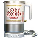 カップラーメン用ポット ポットヌードル 300cc約140秒で沸く電気ケトル