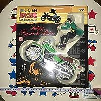 ルパン三世 ルパンフィギュアバイク