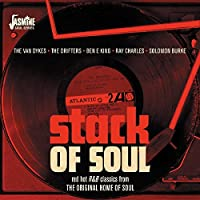 STACK OF SOUL RED HOT R&B CLASSICS FROM THE ORIGINAL HOME OF SOUL