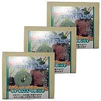 ビッグ・バイオ エコ・バイオリング 納豆菌ブロック 緑 3箱セット