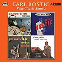 Four Classic Albums (Dance Time / Let's Dance / Alto Magic In Hi-Fi / Dance Music From The Bostic Workshop) by Earl Bostic
